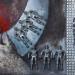 коллаж на основе МДФ, металлическая и пластиковая фурнитура, эксклюзивная рама ручной работы, 95х70, 2014