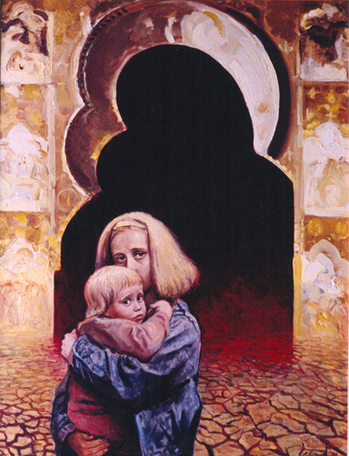 Мадонна. Анна Егорова